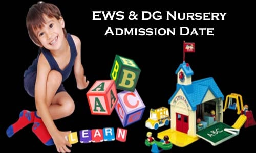 ews-nursery-admission-date
